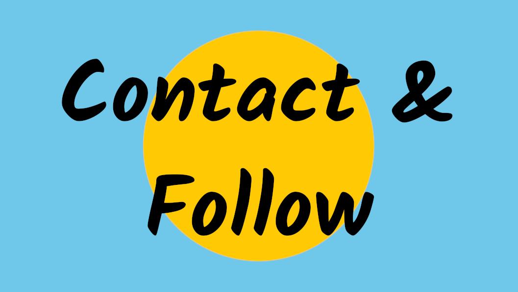 Contact & Follow